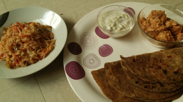 paratha bread recipes